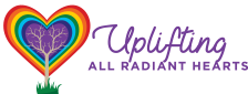 All Radiant Hearts Logo